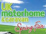 UK Motorhome & Caravan Spring Fair 2009